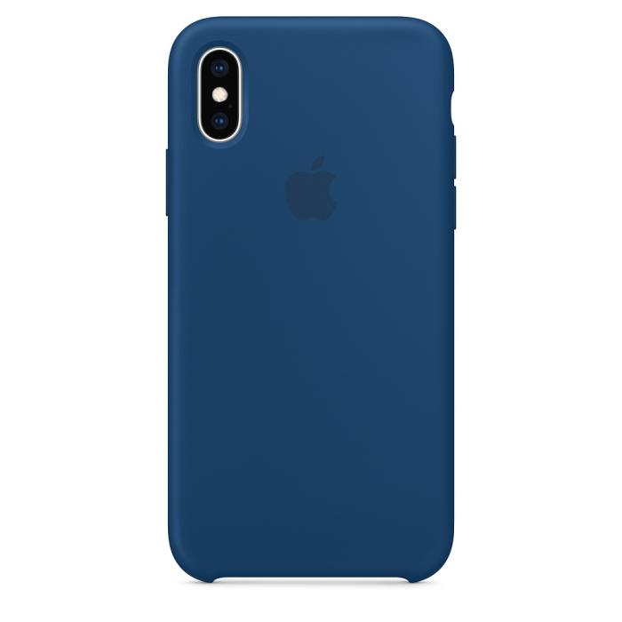 husa silicon apple iphone xs