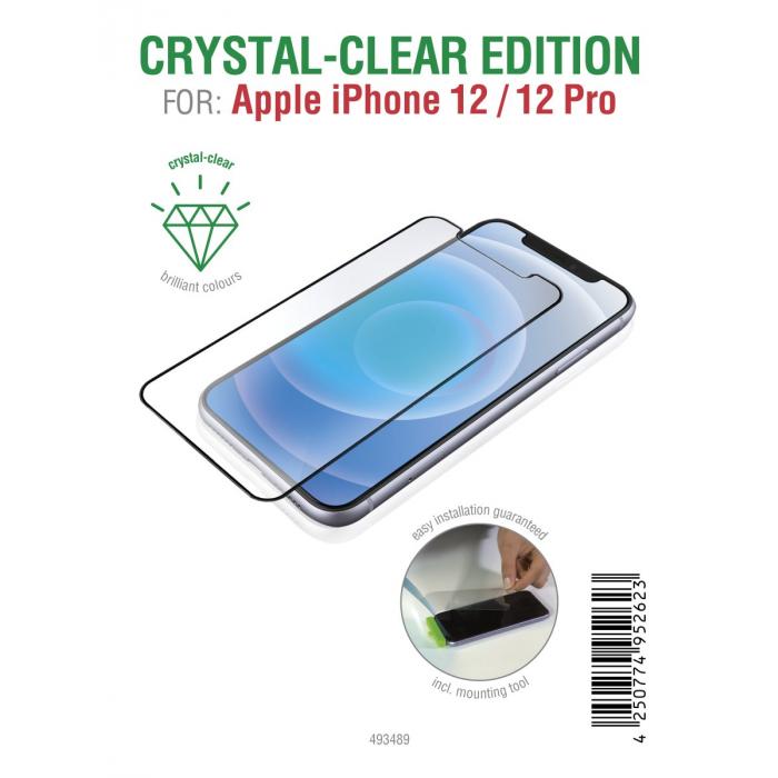 folie sticla hibrida endurance apple iphone 12 12 pro