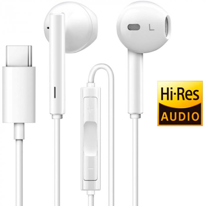 casti stereo huawei cm33 usb-c editie clasica hi-res audio