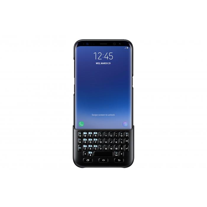 Husa Tastatura QWERTY Detasabila Samsung Galaxy S8+ G955