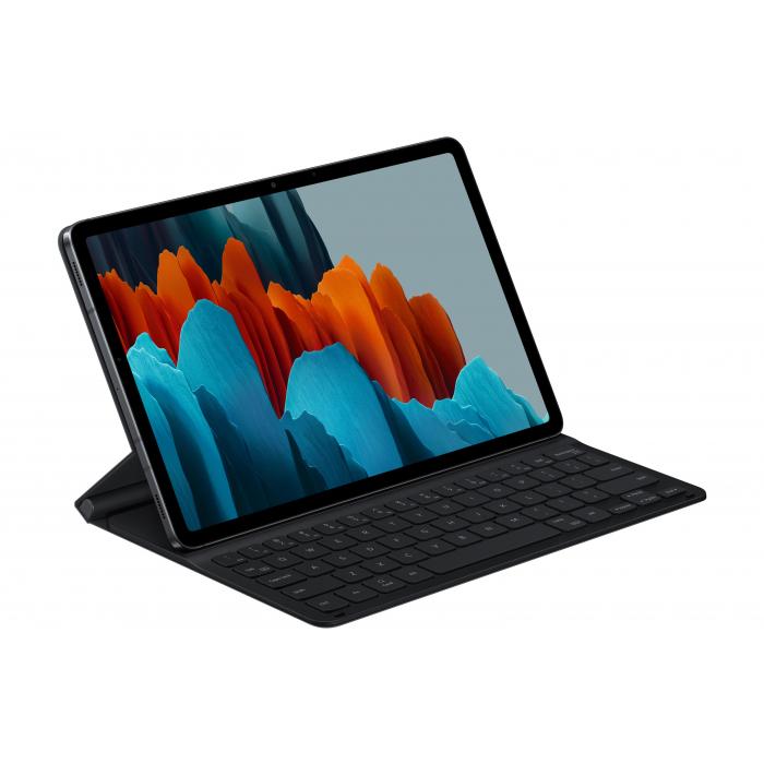 Samsung Bookcover + Tastatura Nedetasabila Galaxy Tab S7 T870/T875