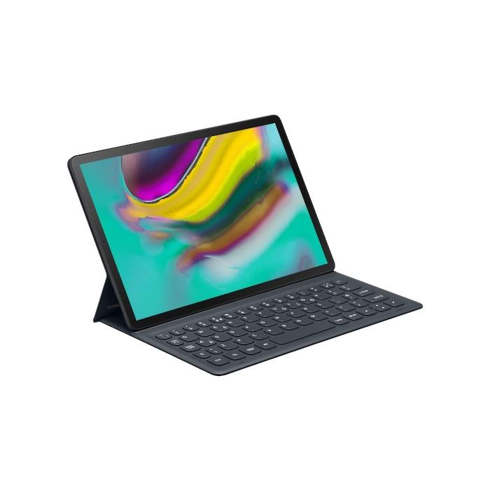 samsung bookcover plus tastatura galaxy tab s5e ej-ft720ubegww