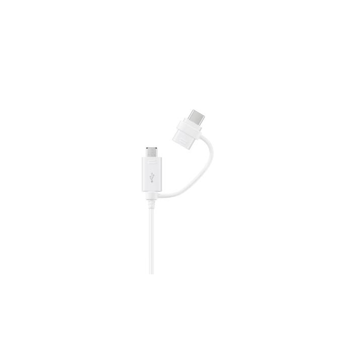 samsung cablu de date combo usb-c microusb ep-dg930dwegww