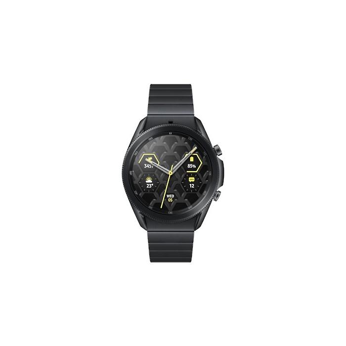 samsung galaxy watch3 titanium bluetooth 45mm sm-r840ntkaeue