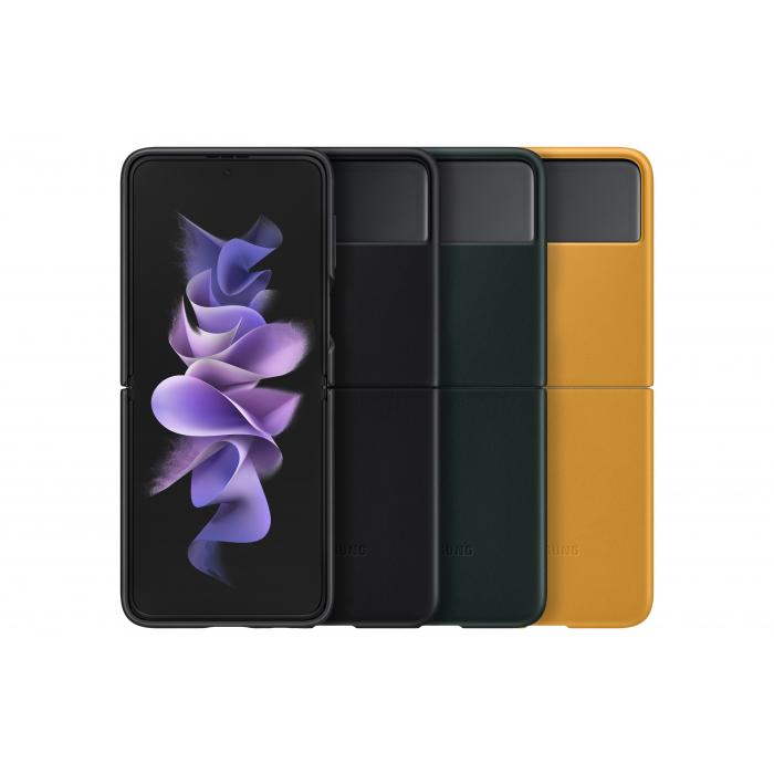 Husa piele Samsung Galaxy Z Flip3 F711
