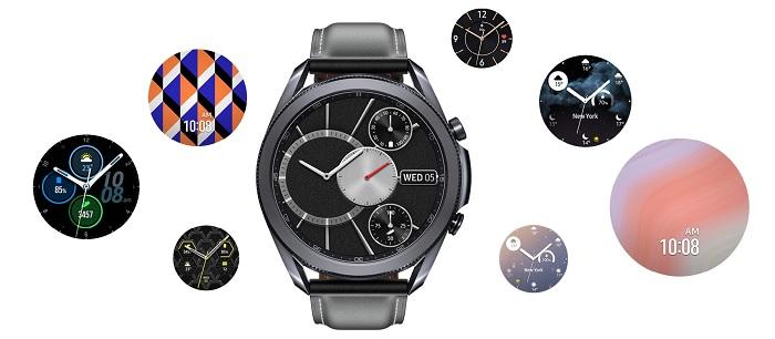 peste 40 de teme personalizate pentru samsung galaxy watch3