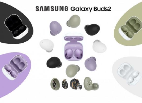 Samsung Galaxy Buds2 - Experienta sunetului exceptional
