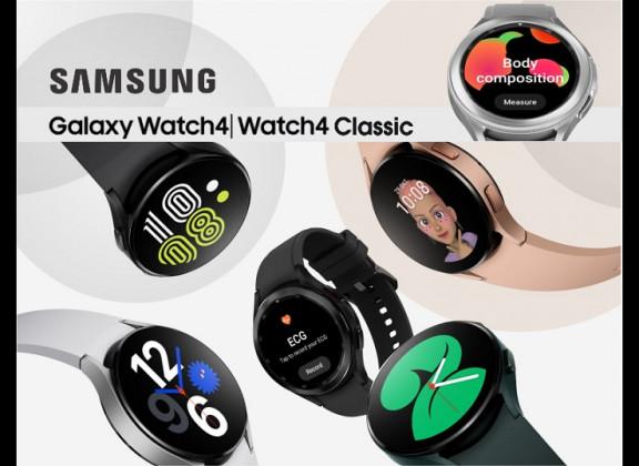 Ceasurile Samsung Galaxy Watch4 pun sanatatea ta pe primul loc